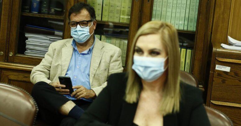 """""""La 'Abuela' les pide humildemente su voto para Pablo Maltés"""": la campaña telefónica de Pamela Jiles a favor de su pareja"""