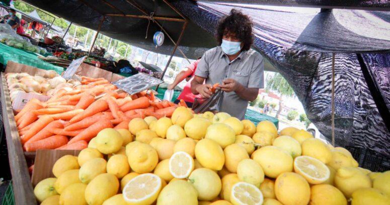 """Sistema frontal: Ministerio de Agricultura descarta """"por el momento"""" alza en precio de vegetales y frutas"""