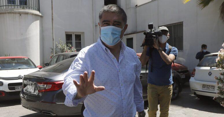 """""""""""Cara de palo"""": el cruce entre Desbordes y diputado Vidal por muerte de malabarista"""""""