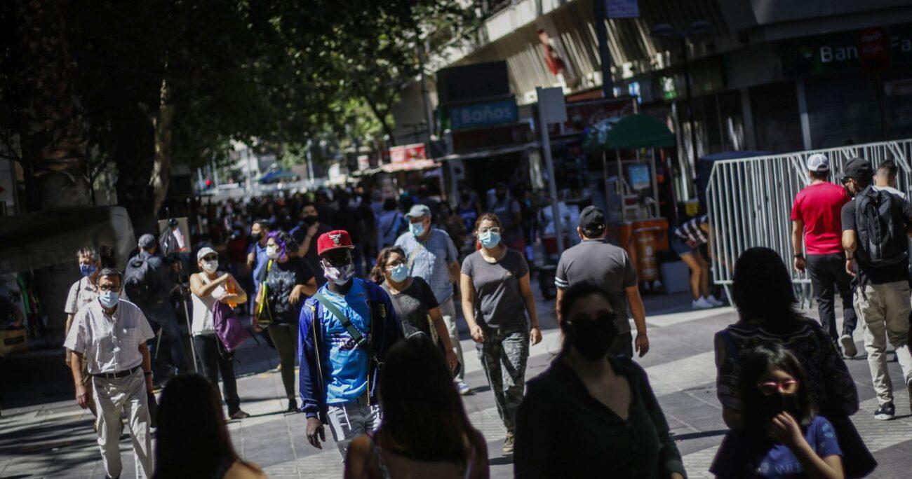 Chile mejoraría sus expectativas económicas durante 2021. Foto: Agencia Uno
