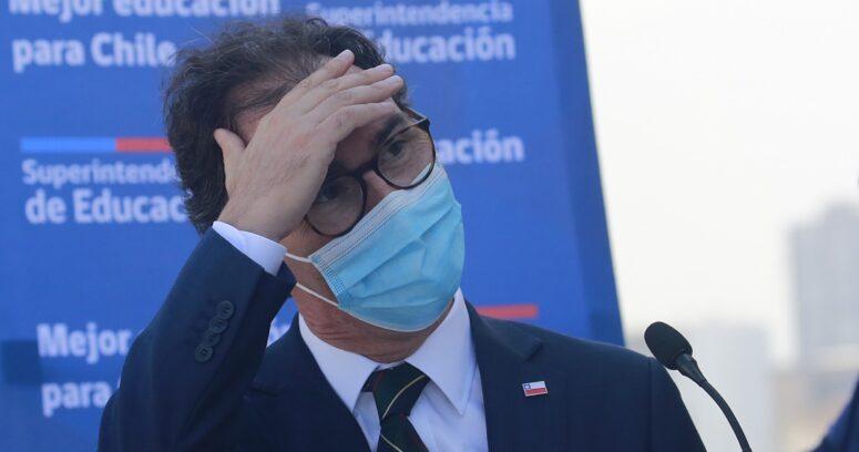 """""""Raúl Figueroa ante reticencia de municipios a volver a clases:"""