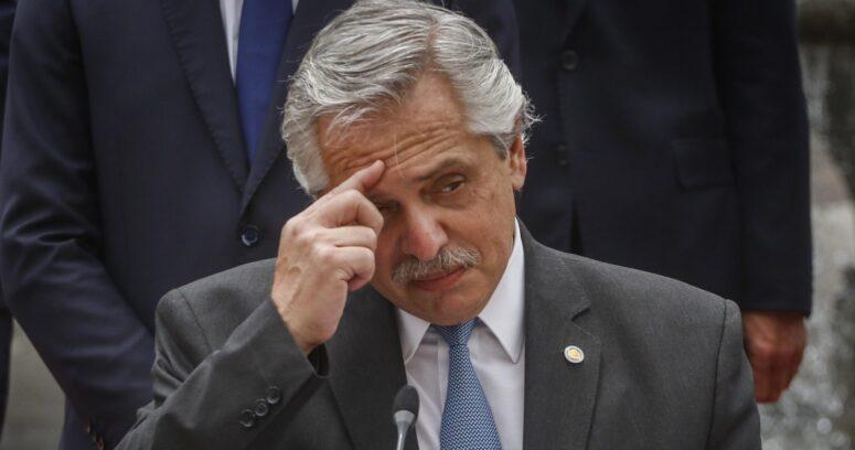 """""""Terminemos la payasada"""": Alberto Fernández cuestiona investigación judicial por vacunas VIP"""