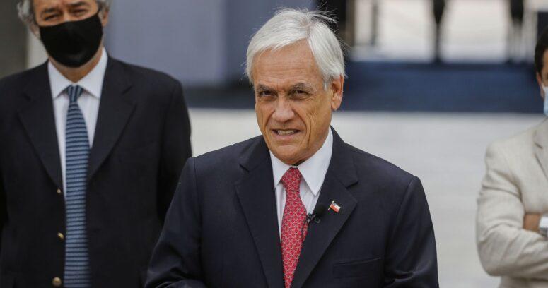 """Piñera tras muerte de Carlos Menem: """"Fue un buen amigo de Chile"""""""