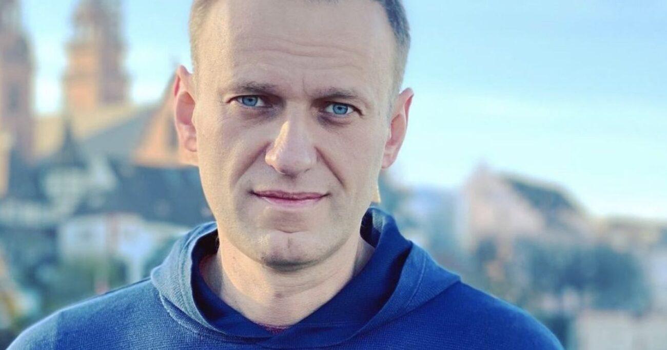 El opositor estuvo en Alemania tras sufrir un envenenamiento. Foto: Twitter/Alexei Navalny