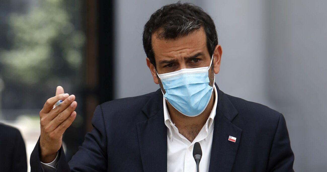El jefe de gabinete abordó la polémica por la vacunación a extranjeros. (Foto: Agencia Uno/Archivo)