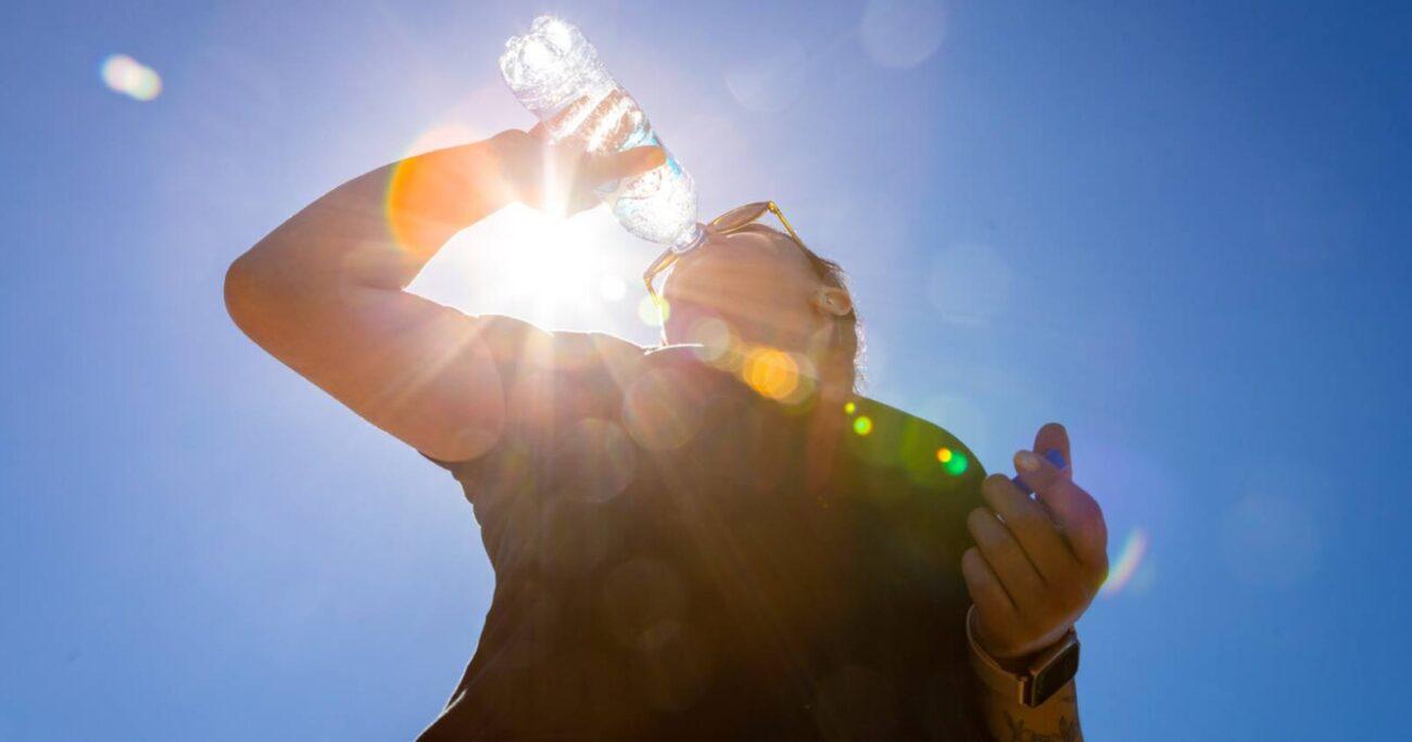 ParaSantiago, está previsto que los termómetros lleguen hasta los 32°. (Agencia UNO/Archivo)