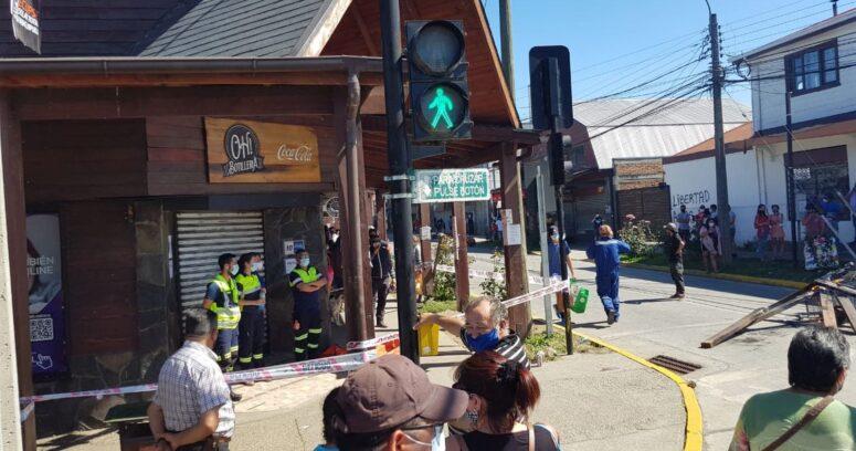 Corte de Valdivia dejó con firma quincenal a carabinero imputado por homicidio de malabarista