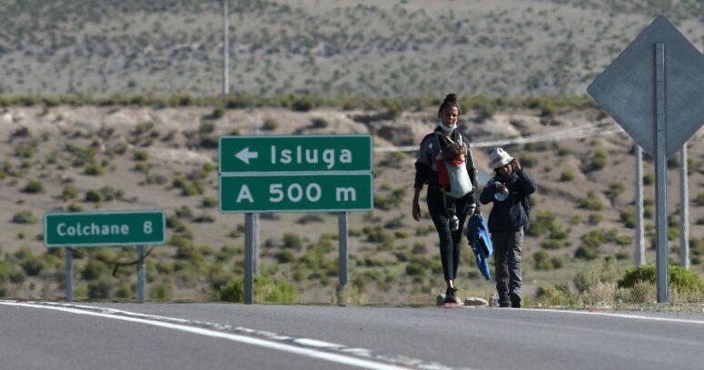 """""""Extranjería cierra la puerta a"""