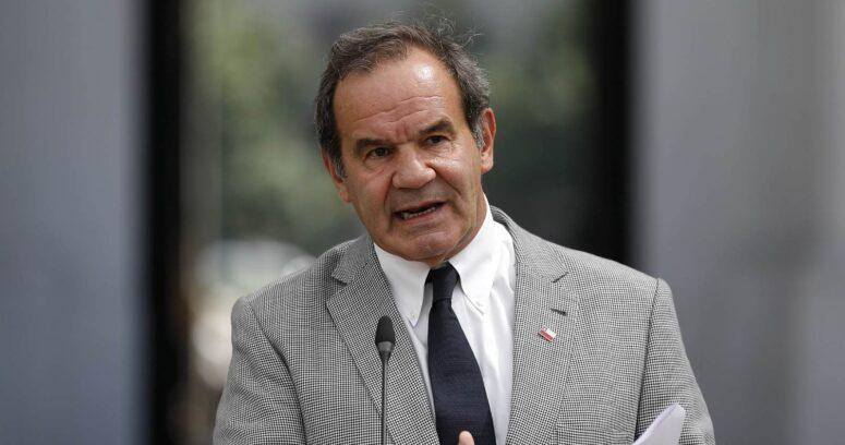 """""""Canciller Allamand afirma a la ONU que tras el estallido social"""