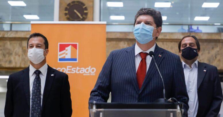 """Ministro de Hacienda por Fogape: """"Esperamos que los emprendedores puedan contar con estos fondos"""""""