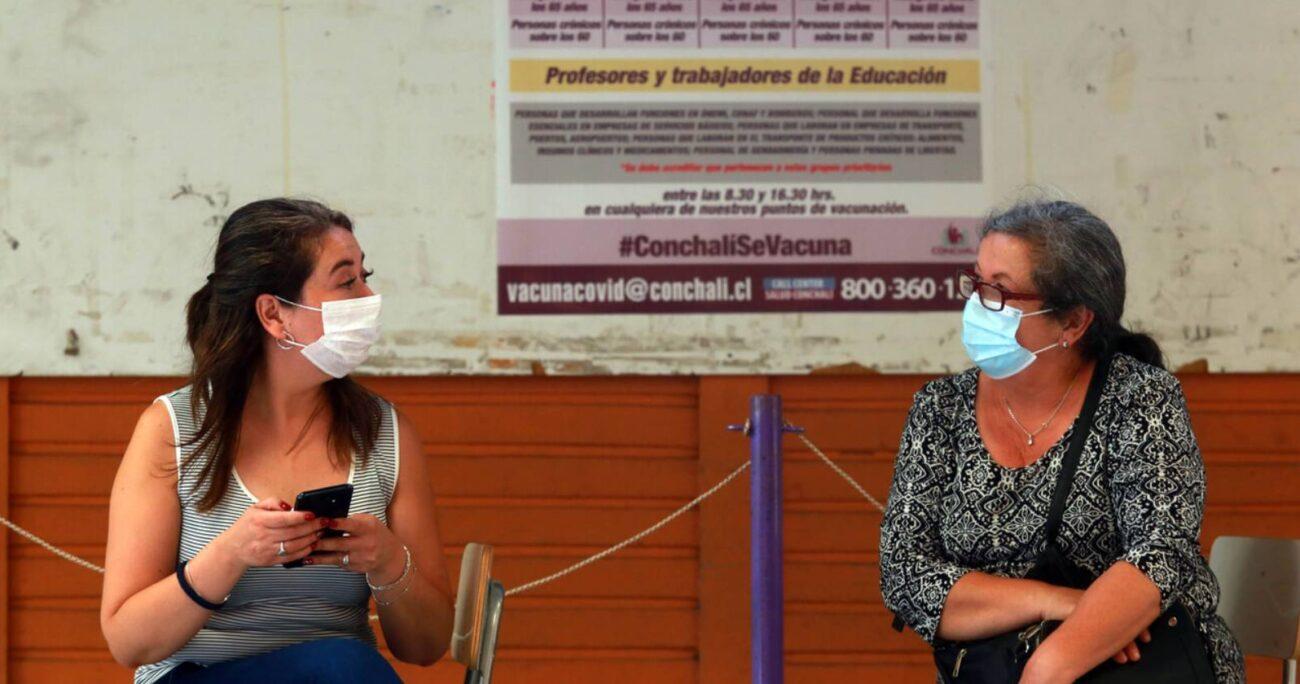 Más de 111 millones de casos de coronavirus se han registrado en todo el mundo.  (Agencia UNO/Archivo)