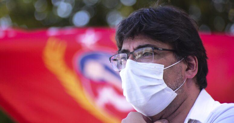 """""""El ministro del odio, perdón, Bellolio"""": Jadue arremete contra el Gobierno tras llamado a no defender incidentes violentos"""