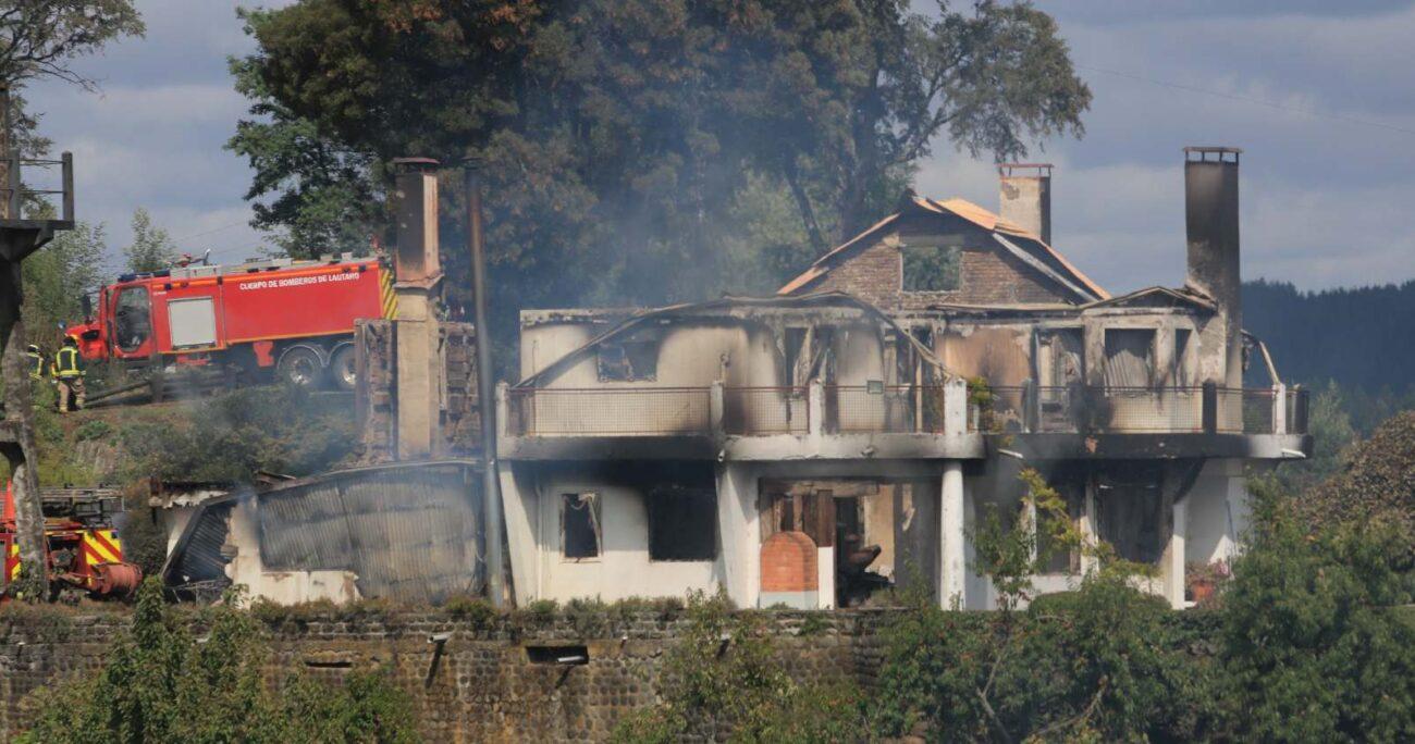 Ante esta situación, Evópoli pidió la presencia del ministro Delgado en la zona. Foto: Agencia UNO