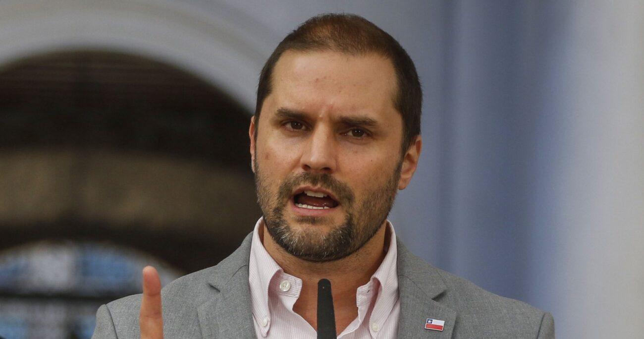 Bellolio dejó en claro que los casos de violencia tras el 18-O están siendo investigados por la Justicia.Foto: Agencia UNO