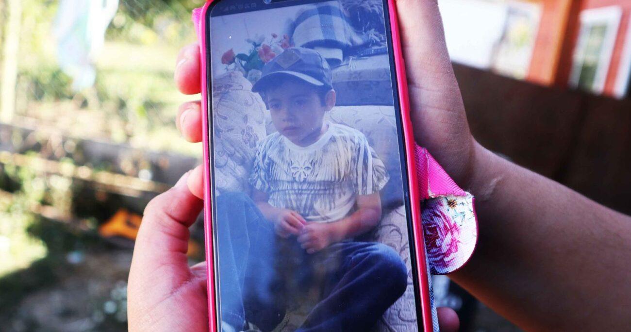 A las líneas investigativas se sumó la de un eventual accidente de tránsito con posterior secuestro de Tomás Bravo. Foto: Agencia UNO