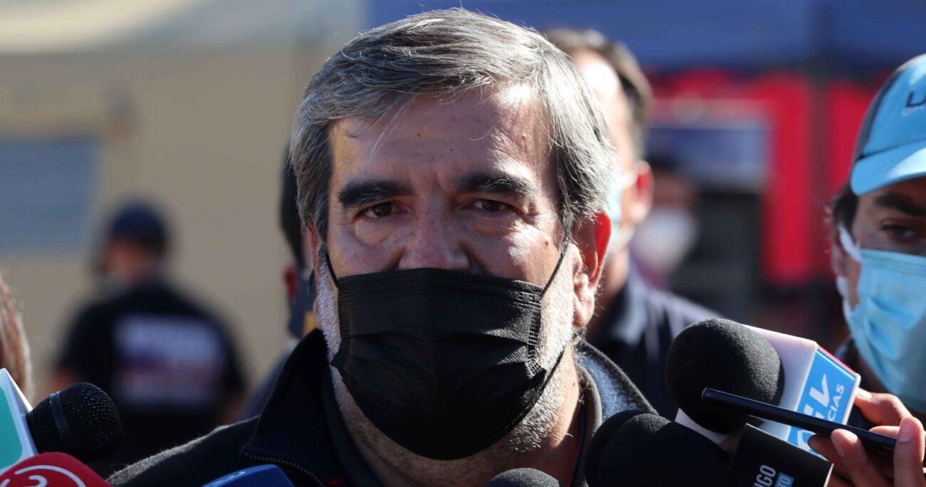 Muñoz criticó que el fiscal Ortiz entregará detalles de las diligencias a la prensa. Foto: Agencia UNO/Archivo