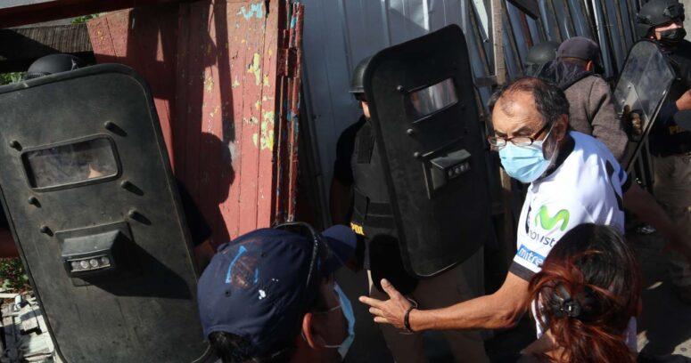 Caso Tomás Bravo: PDI denunciará a Fiscalía ataque a cuartel de Lebu