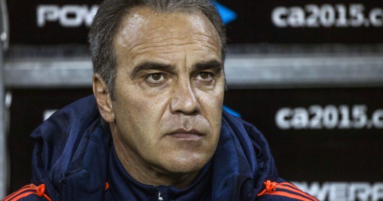 Martín Lasarte es el nuevo entrenador de la selección chilena