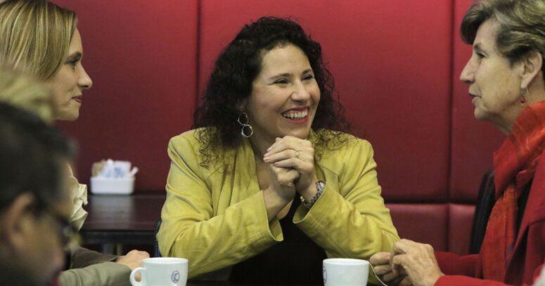 """""""Candidatos de la oposición en Ñuñoa agradecieron el"""