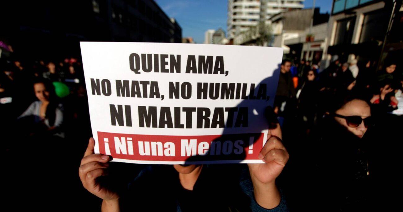 El 38,6% de los femicidios en Argentina fueron en la vivienda de la víctima. (Agencia Uno/Archivo)