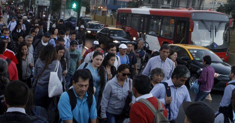Plan Marzo: así funcionará el transporte público en todo Chile