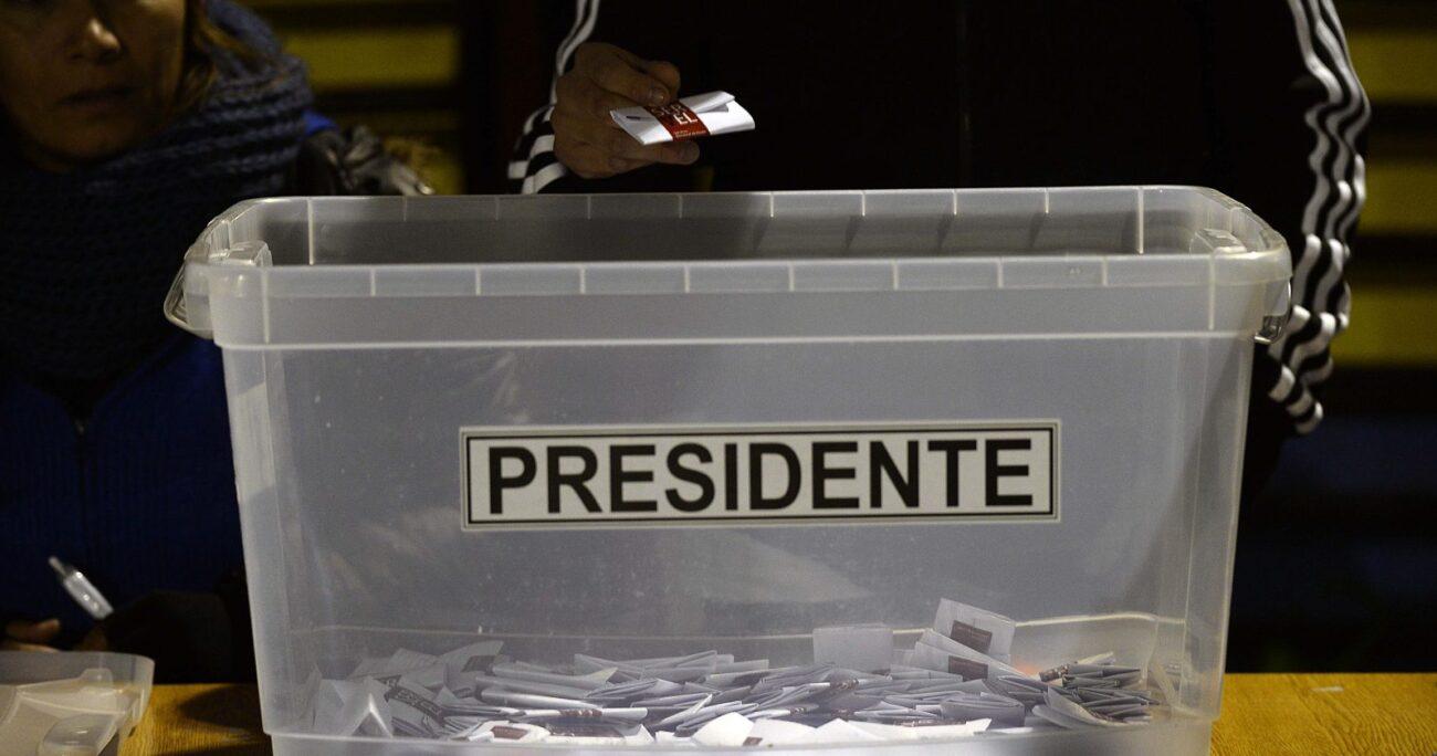 La medición arrojó que un 13,9% aún no sabe por quién votar en la presidencial. Fuente: Agencia Uno.