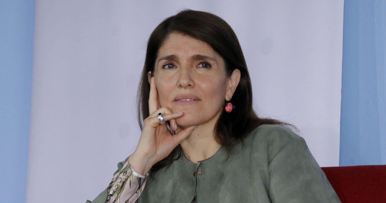 Paula Narváez ya fue ratificada por el PS como candidata. (Agencia UNO/Archivo).