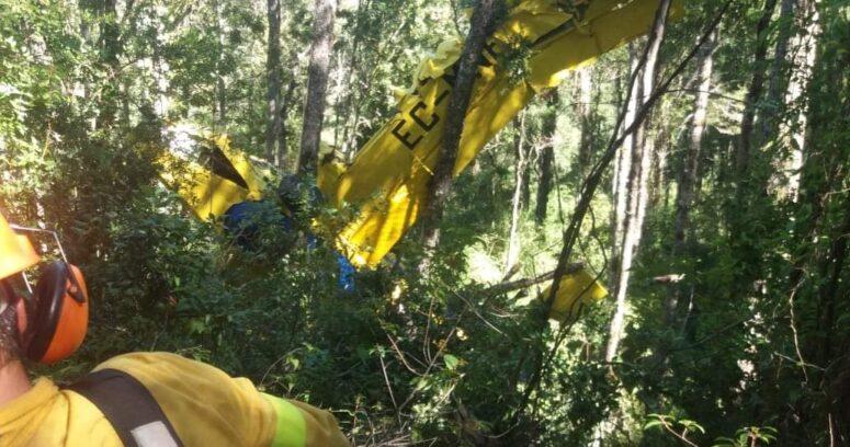 La Araucanía: avioneta realiza aterrizaje forzoso en Nueva Imperial