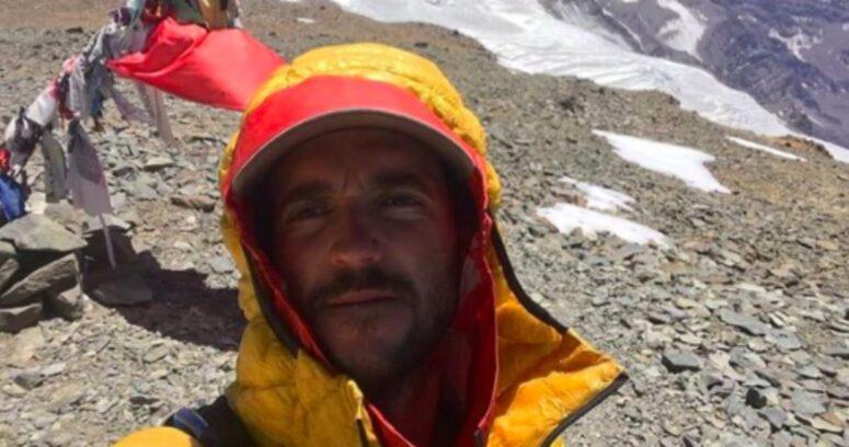 """""""Montañista Juan Pablo Mohr lleva 35 horas desaparecido tras iniciar expedición al K2"""""""
