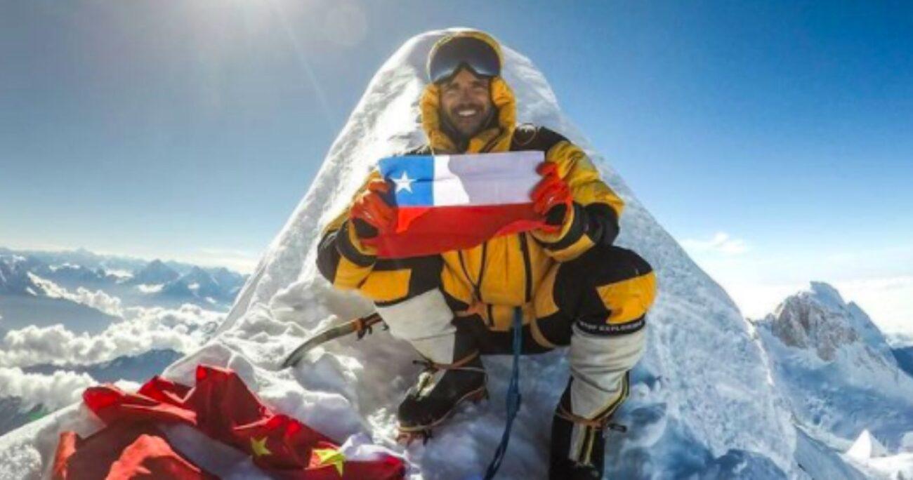 El chileno incluso fue despedido por sus amigos. (Instagram @jp.mohr).