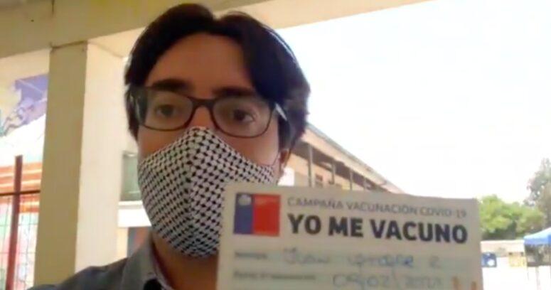 """""""Vacunación VIP en el Congreso: comité asesor pidió en diciembre priorizar a enfermos crónicos"""""""