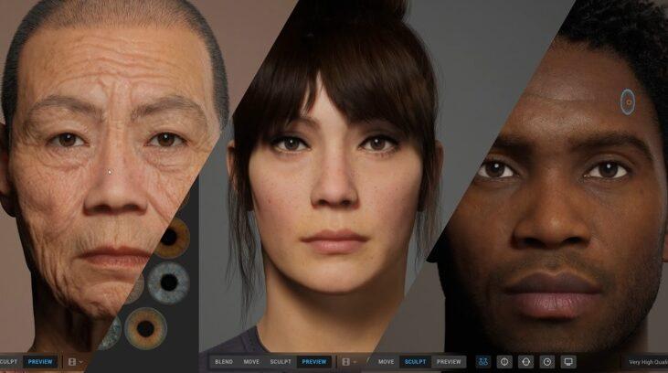 El nuevo rostro de la tecnología