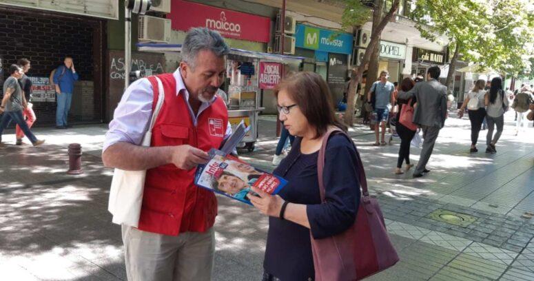 Quién es César Monsalve, el candidato del PRI que competirá solo por la alcaldía de Renca