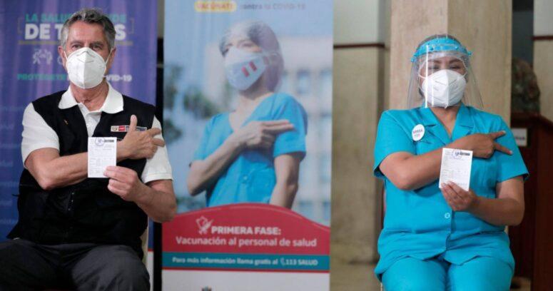 Ministra de Relaciones Exteriores de Perú renuncia por escándalo en proceso de vacunación