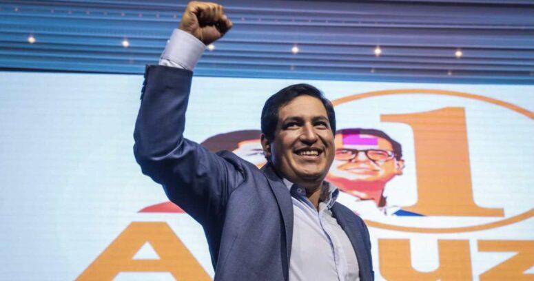 Andrés Arauz, el delfín de Rafael Correa que podría convertirse en el nuevo presidente de Ecuador