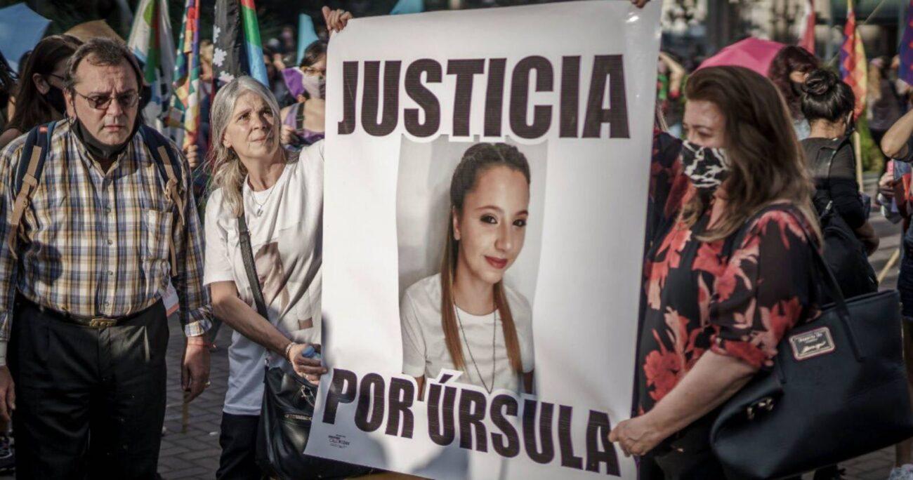 La joven fue asesinada el 9 de febrero por su ex pareja, un integrante de la policía bonaerense. (Foto: @PalaciosFoto)