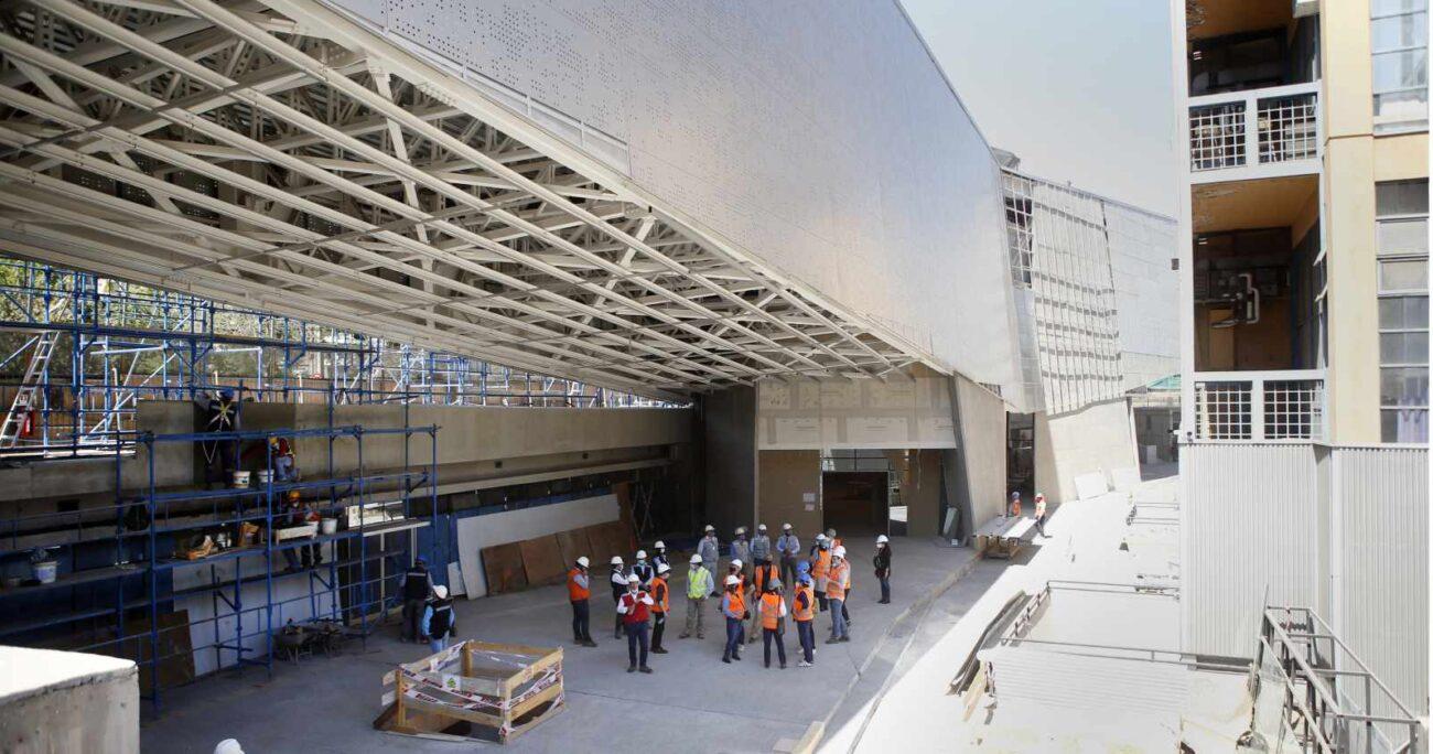 Se espera que el proyecto esté habilitado durante este primer semestre. Foto: gentileza U. de Chile.