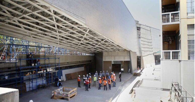 """""""Universidad de Chile contará con un nuevo espacio artístico y cultural en el Campus Juan Gómez Millas"""""""