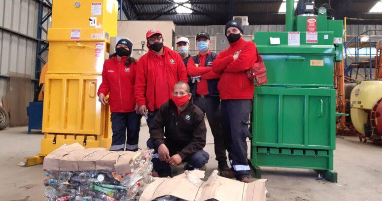 Cómo un software ayudó a la cooperativa Jatún Newén a optimizar el reciclaje