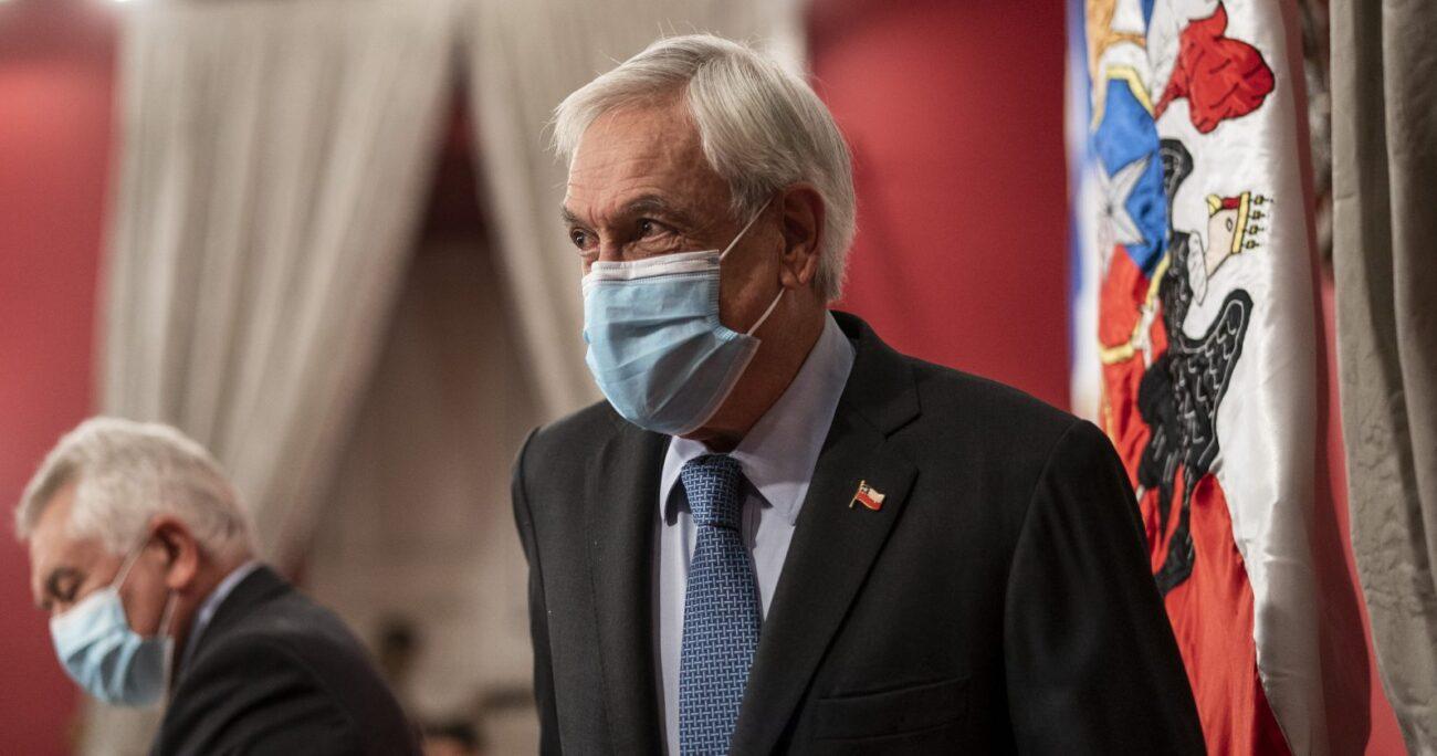 La instancia también contó con la presencia del Colegio Médico y Defensoría de la Niñez. (Prensa Presidencia).
