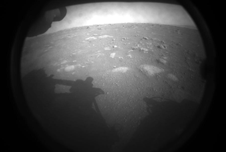 La misión Mars 2020 se lanzó el 30 de julio de 2020 desde la Estación de la Fuerza Espacial de Cabo Cañaveral. FOTO: NASA