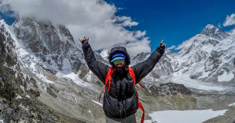 """""""Juan Pablo Mohr, el destacado montañista chileno que está desaparecido en la segunda cumbre más alta del mundo"""""""