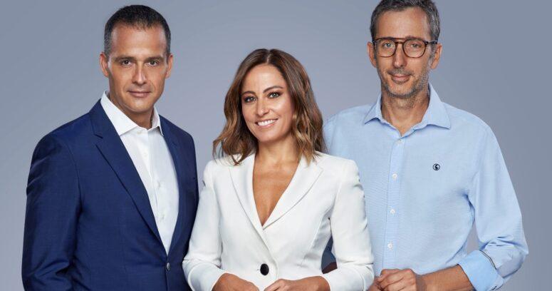 Constanza Santa María debutará este domingo en TVN