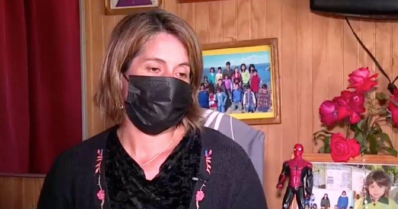 Elisa Martínez cree que mientras no se diga lo contrario, su hermano es inocente. (Captura de pantalla).