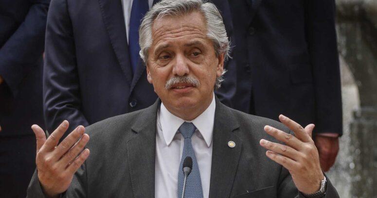 """Alberto Fernández tras renuncia de ministro de Salud por """"Vacunatorio VIP"""": """"Lo que hizo es imperdonable"""""""