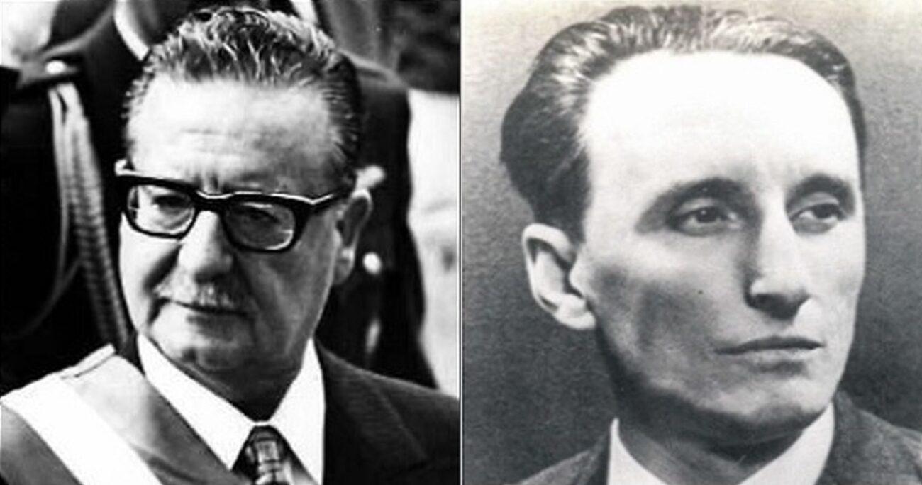 Ambos se desempeñaron como senadores y ministros de Salud. (Biblioteca del Congreso Nacional/Archivo)