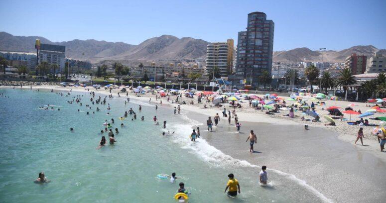 Informe Epidemiológico: Antofagasta lidera casos activos en el país pero baja de los mil