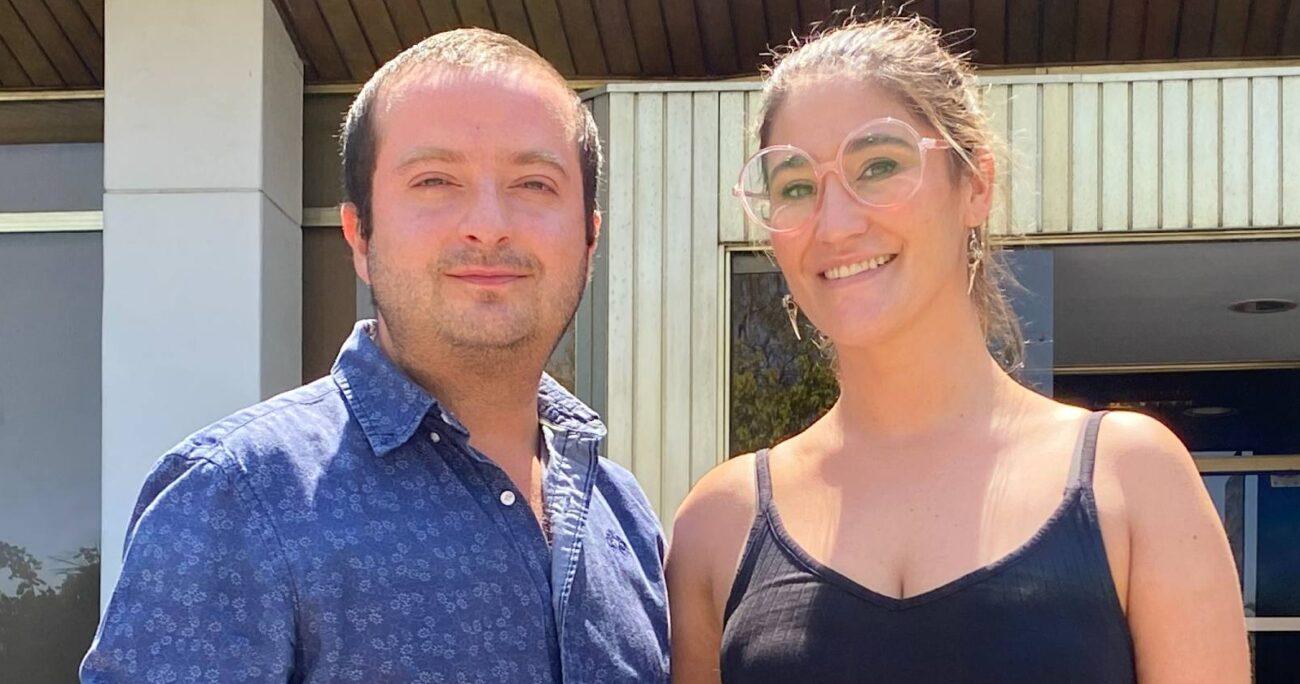 La pareja de comediantes formaron parte del elenco de Morandé Con Compañía durante años. (La Red).