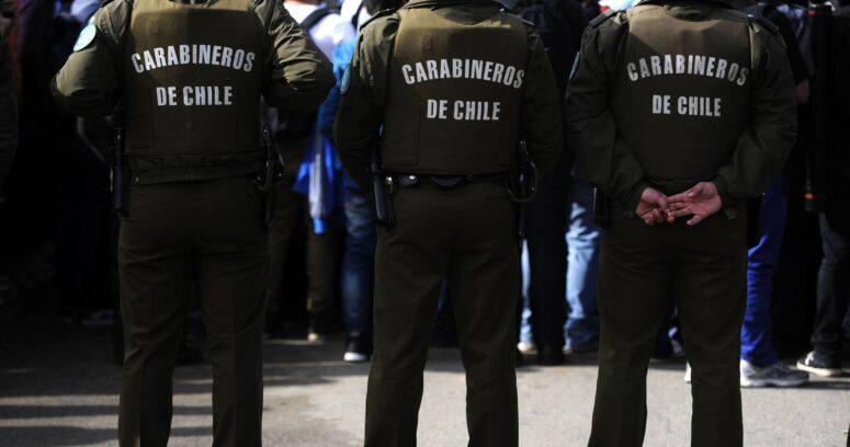 """""""Celebración de cumpleaños dejó 32 detenidos en Lo Barnechea"""""""