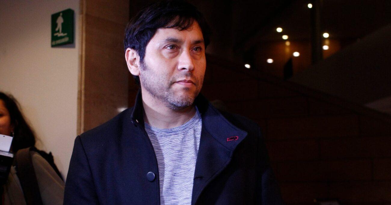 Claudio Narea manifestó su molestia a través de redes sociales. (Agencia Uno/Archivo).
